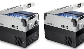 SMART COOLING WITH THE DOMETIC CFX 40W