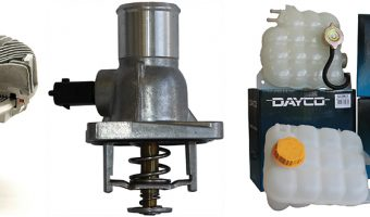 DAYCO COOLING COMPONENTS