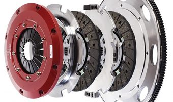 MANTIC'S FORD MUSTANG PERFORMANCE CLUTCH