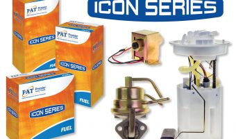 NEW ICON SERIES FUEL PUMP RANGE