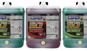 TECTALOY COOLANT: A STRONG PART OF THE ITW AAMTECH FAMILY
