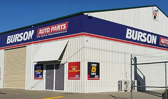 BURSON AUTO PARTS REACHES 170 STORES NATIONWIDE