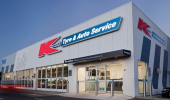 CONTINENTAL ACQUIRES KMART TYRE & AUTO SERVICE