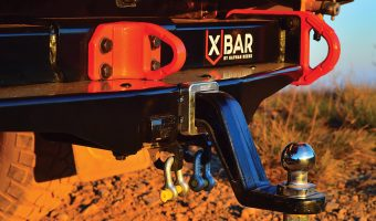 X-BAR: A NEW STANDARD IN OFF-ROAD TOW BARS