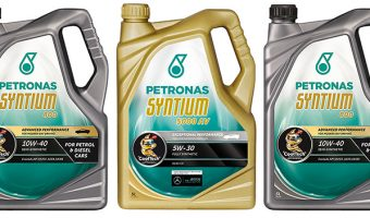 PETRONAS RACES INTO COOLDRIVE