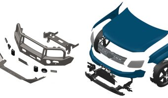 NEW 4WD ACCESSORY MANUFACTURER MAKING WAVES