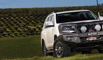 SMARTBAR RELEASES NEW BARS FOR HILUX AND PRADO
