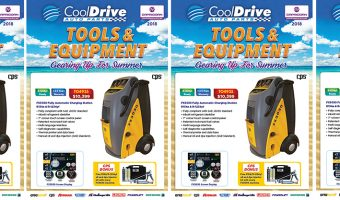 COOLDRIVE GEARING UP FOR SUMMER