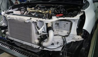 NEW HPD INTERCOOLER KIT