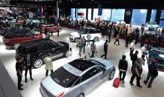 THE PARIS MOTORSHOW: TODAY, TOMORROW AND BEYOND