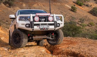 ARB 4X4 ACCESSORIES CONTINUES TO UP THE ANTE