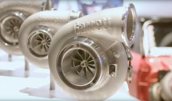GARRETT LAUNCHES LATEST TURBO AT SEMA
