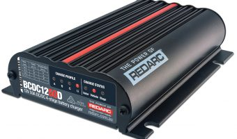 REDARC LAUNCHES 50AMP IN-VEHICLE BATTERY CHARGER