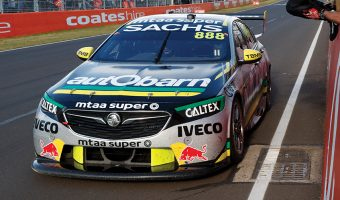 SACHS AMBASSADOR SECURES EMOTIONAL BATHURST WIN
