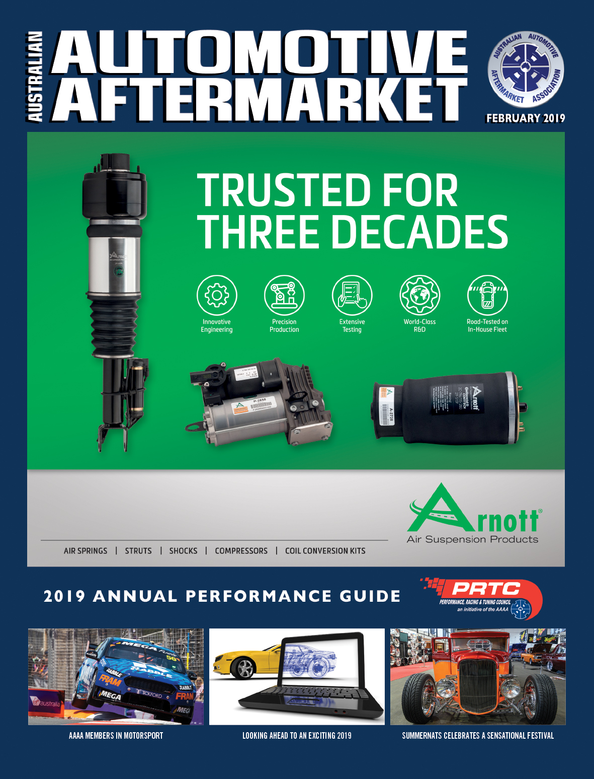 2019 ANNUAL PERFORMANCE GUIDE