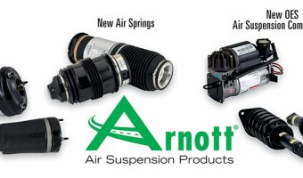 ARNOTT AIR SUSPENSION PRODUCTS: TRUSTED FOR THREE DECADES