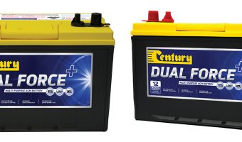 CENTURY YUASA LAUNCHES MULTI-PURPOSE AGM DUAL FORCE+ BATTERY