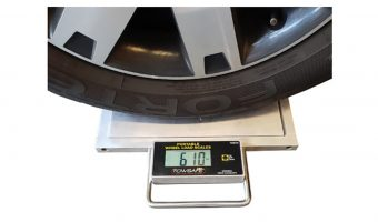 V2 TOWSAFE PORTABLE WHEEL LOAD SCALES
