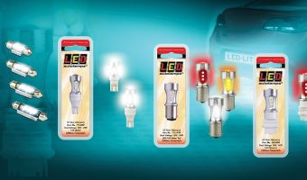 LED AUTOLAMPS CANBUS COMPATIBLE REPLACEMENT GLOBES