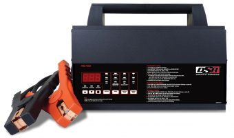 INC-100 BATTERY CHARGER/POWER SUPPLY RELEASED