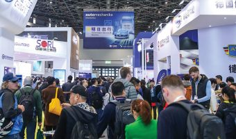RECORD FIGURES FOR AUTOMECHANIKA SHANGHAI