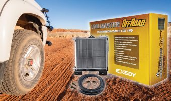 EXEDY LAUNCHES COOLMASTER OFFROAD 4WD TRANSMISSION COOLER