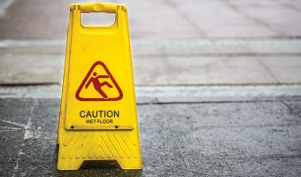 REDUCING SLIP HAZARDS IN THE WORKPLACE