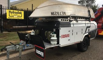 TOUGH JOBS FLOAT THE BOAT OF HYDRAULINK PROBLEM SOLVER