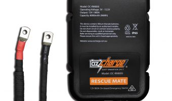 OZCHARGE RESCUE MATE