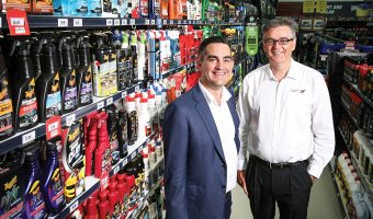 NEW CEO FOR SUPER RETAIL GROUP