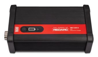 REDARC RELEASES SHOWROOM AC BATTERY CHARGER