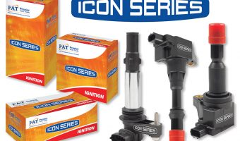 NEW PAT IGNITION COIL RANGE