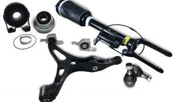 UNIQUE STEERING AND SUSPENSION SOLUTIONS