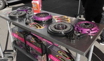 XTREME CLUTCH SUPPORTS LOCAL TIME ATTACK EVENT