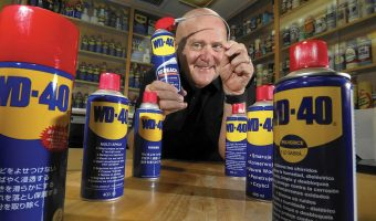 FORMER AAAA BOARD MEMBER TO BECOME CHAIR OF WD-40 GLOBALLY