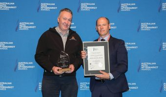 2019 AUSTRALIAN AUTO AFTERMARKET INNOVATION AWARDS – PARTS