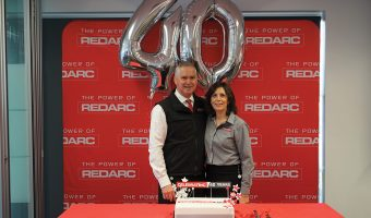 REDARC CELEBRATES 40TH ANNIVERSARY