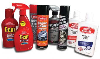 CARE FOR YOUR CAR WITH UAP