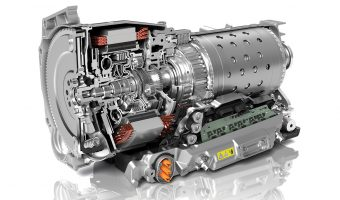 NEW ZF 8-SPEED AUTOMOTIVE TRANSMISSION