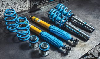 HIGH-END SHOCK ABSORBERS AND SUSPENSION KITS