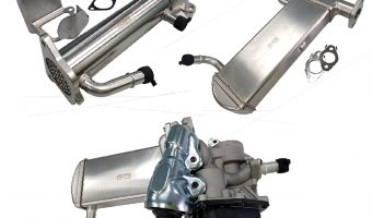 GOSS REDESIGNS EGR COOLERS