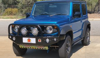 PROTECT YOUR JIMNY 1.5I