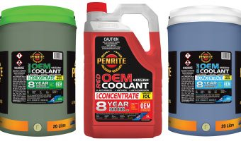 PENRITE OFFERS UP THE GOOD OIL ON MANUFACTURER APPROVALS