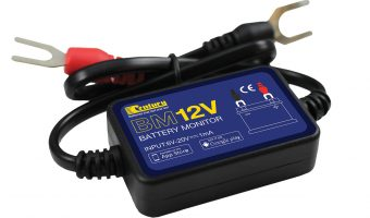 CENTURY LAUNCHES NEW BATTERY MONITOR