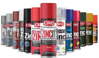 CRC EXPANDS ZINC RANGE THREE-FOLD