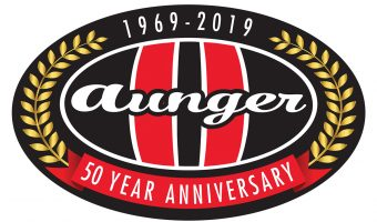 AUSSIE ICON AUNGER CELEBRATES 50 YEARS