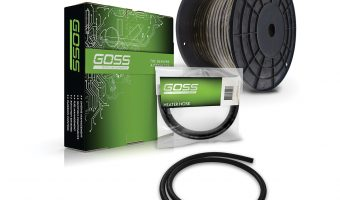 GOSS HOSE MAKES THE GRADE