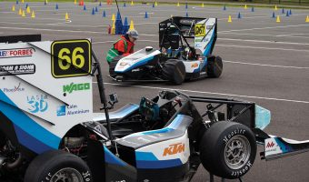INDUSTRY GETS BEHIND FORMULA SAE-A