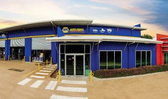 NAPA AUTO PARTS LAUNCHES ON THE EAST COAST