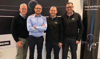 TAG TOWING GROUP ANNOUNCES PARTNERSHIP WITH BRINK GROUP